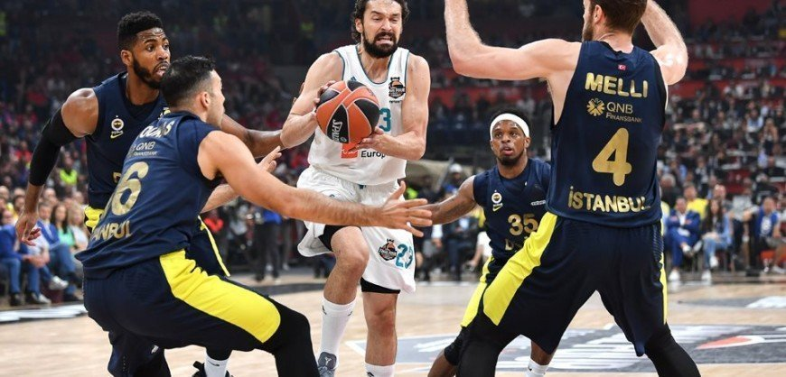 Real Madrid crowned Euroleague champions after defeating Fenerbahce (85-80) in final!