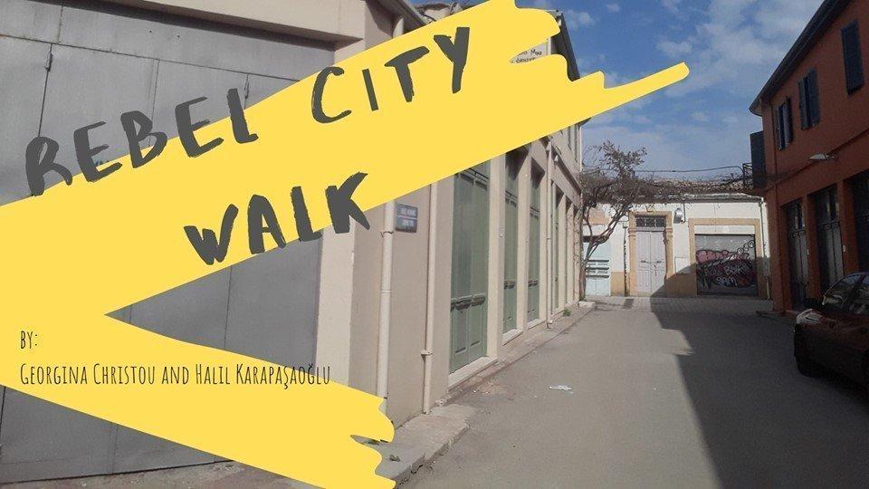 Rebel City Walk