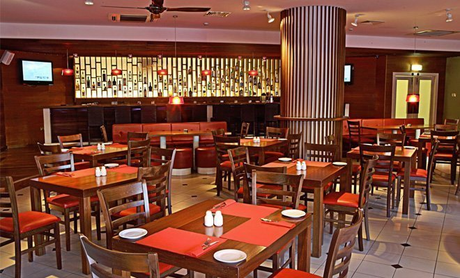 Reef American Grill