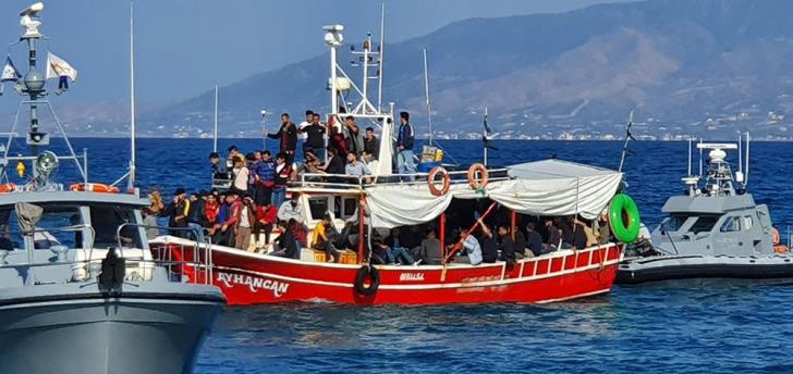 Two more arrests over boat arriving in Cyprus with 131 migrants