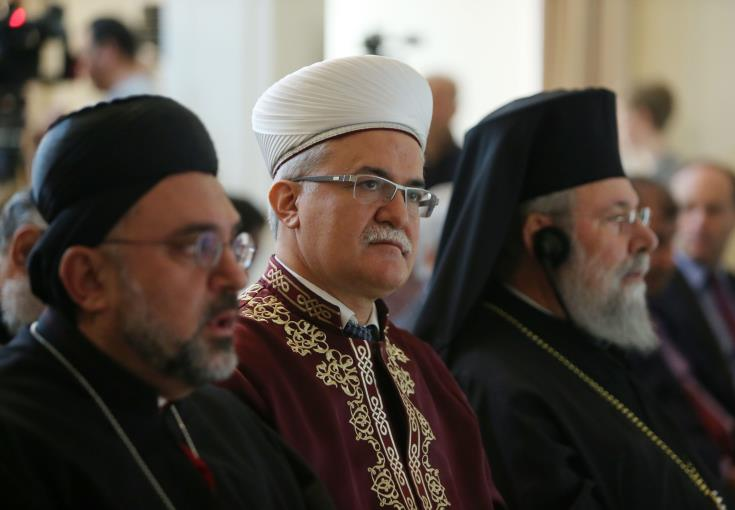 Religious leaders of Cyprus express their solidarity with refugees