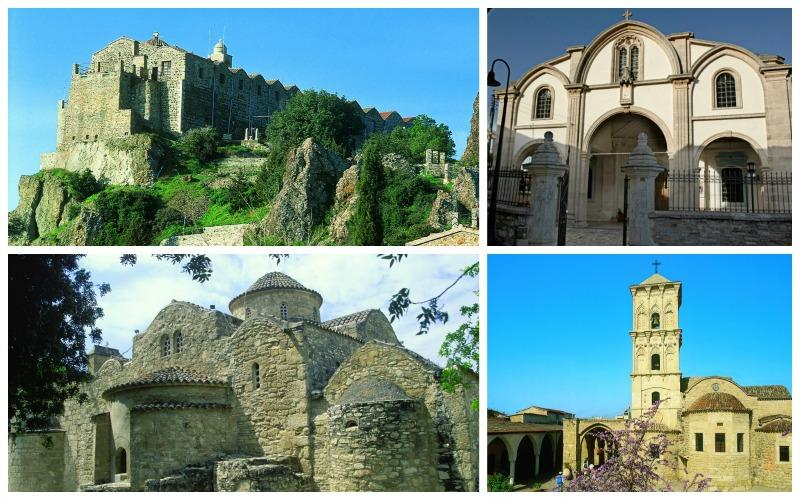 Religious routes of Larnaca district