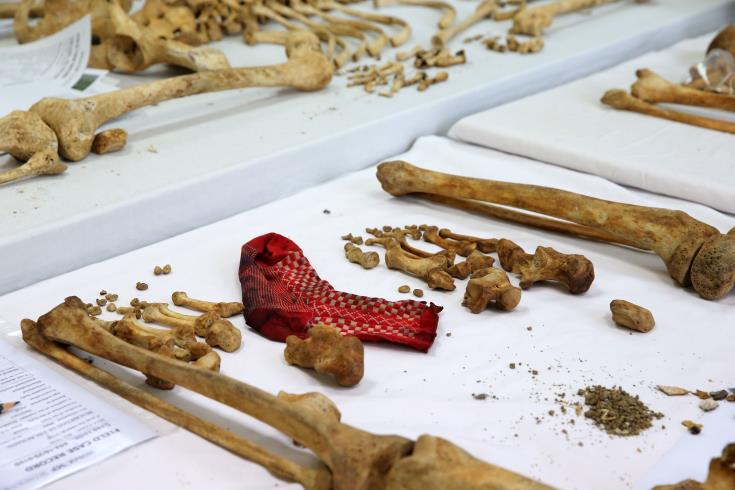 Lack of DNA samples for remains believed to belong to 50 missing persons