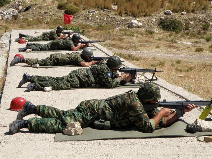 54% of reservists skip duty