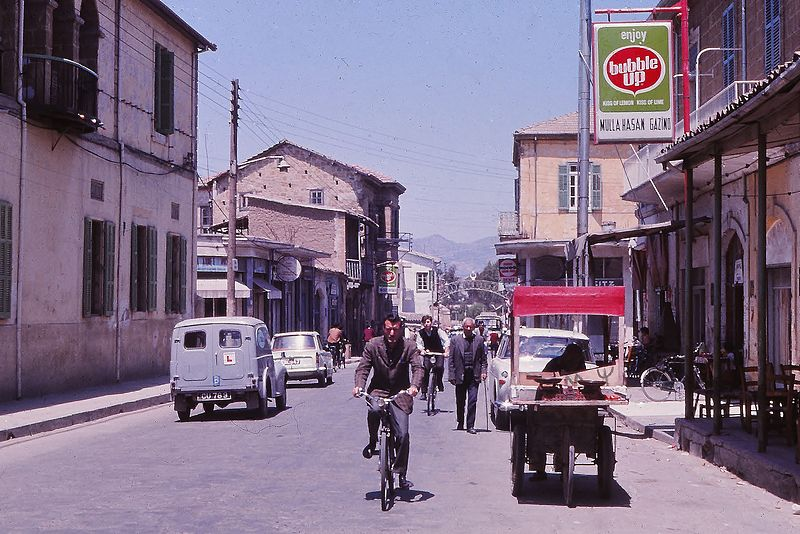 Retro shots of the capital from 'Yesteryears of Nicosia' (photos)