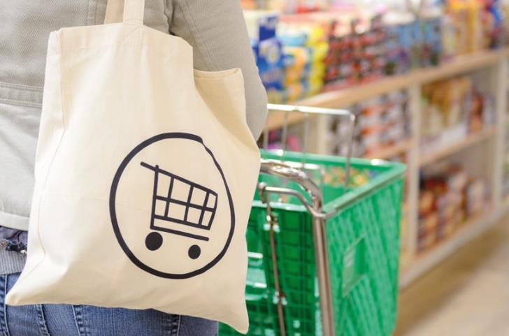 Plastic bag use slumps 80% in supermarkets with new law