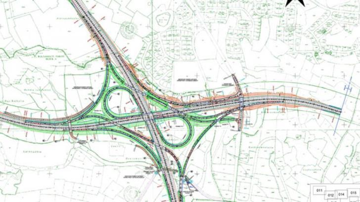 Work on phase one of Nicosia ring road expected to start in April