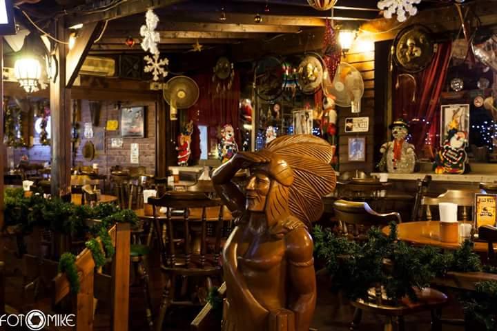 Rio Bravo Saloon