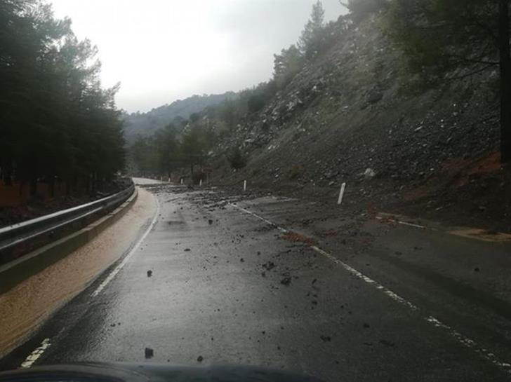 More roads close because of mudslides