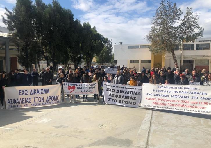 Nicosia: Pupils