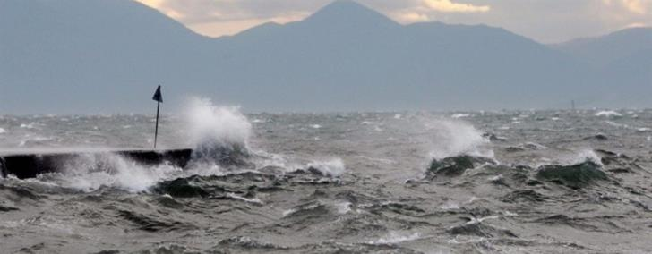 Met office warns of strong winds in coastal areas