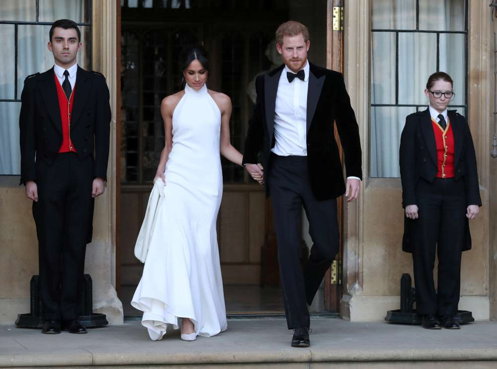 Britons go on spending spree to mark royal wedding