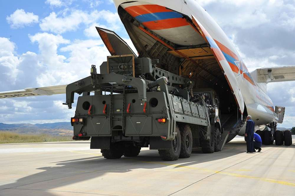Turkey says it bought Russian S-400s to use them