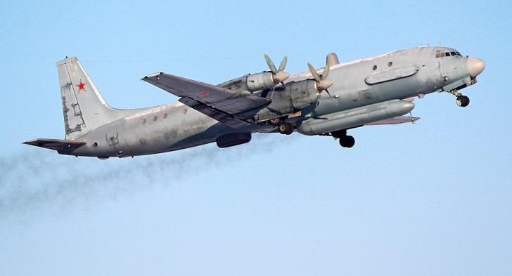 Russian airplane disappears in the Mediterranean