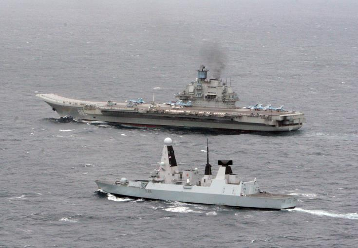 Russia issues NOTAM for area between Syria and Cyprus for firing drills