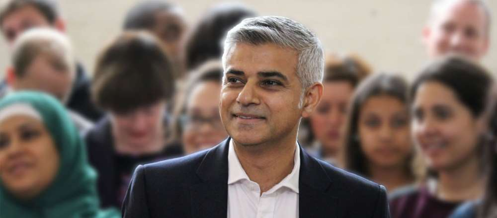 London mayor Khan consults disaster planners over no-deal Brexit