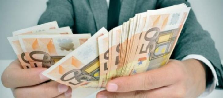 Public sector salaries range from €1
