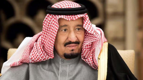Saudi king approves hosting U.S. troops to enhance regional security