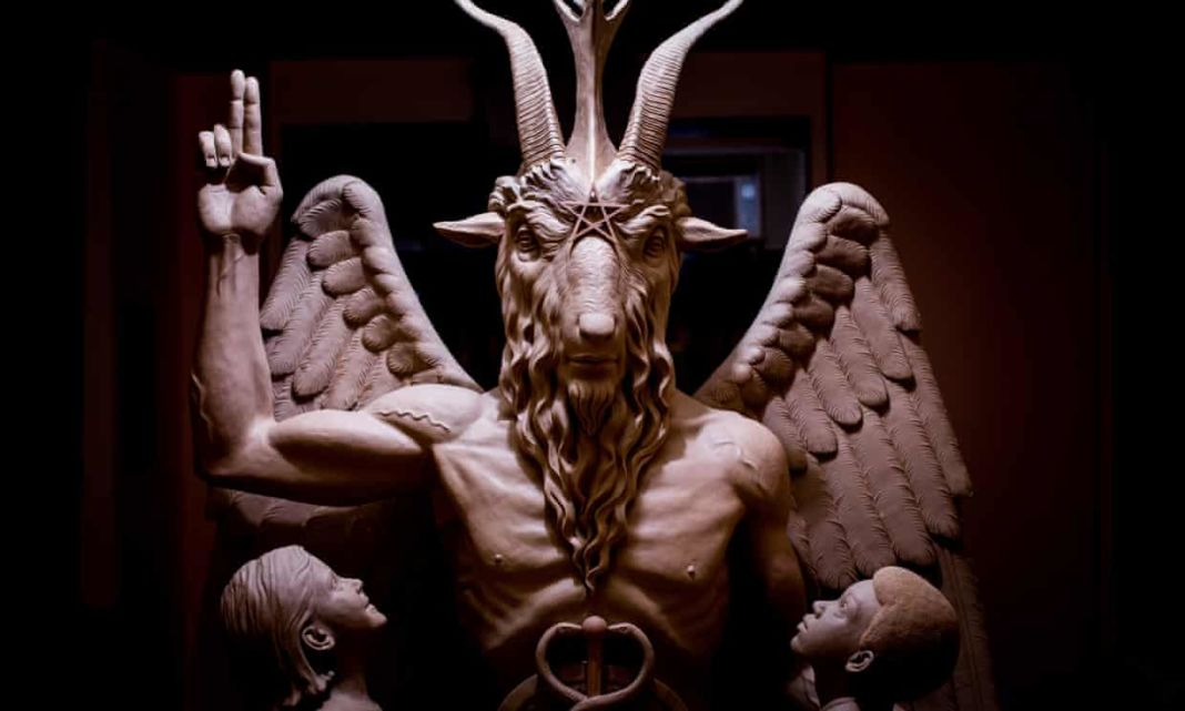 Satanic Temple sues Netflix over statue in tv series