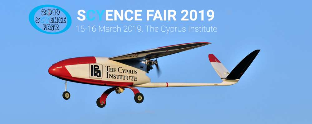 "The Cyprus Institute Organizes ""SCYENCE FAIR 2019"""