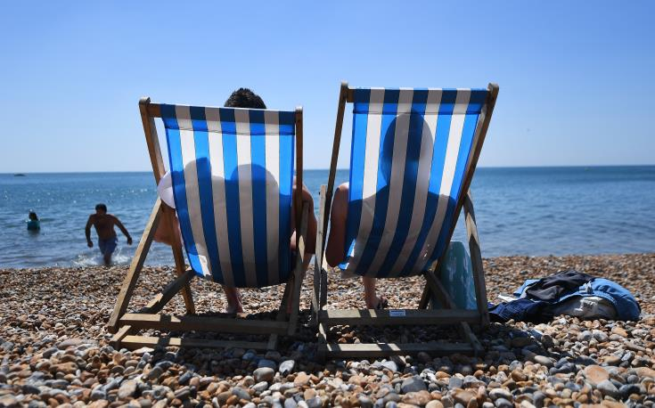 New yellow alert as Cyprus bakes at 41 C
