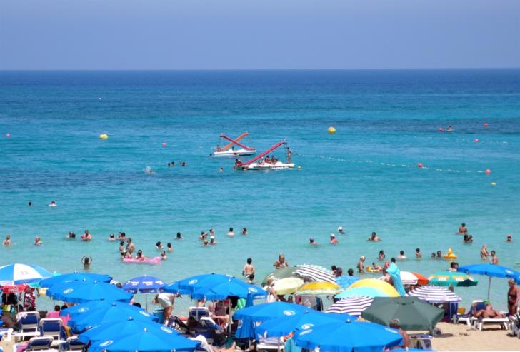 Cyprus has third most seaside hotels among Med islands