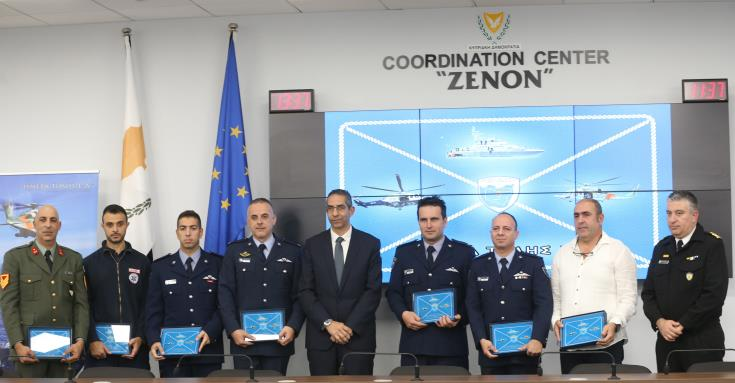 Cyprus is praised for its S&R operations