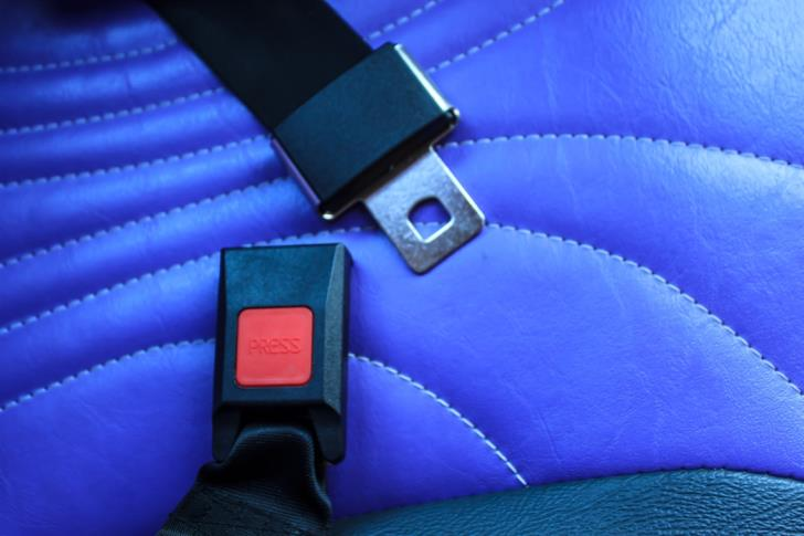 Police launch seat belt campaign