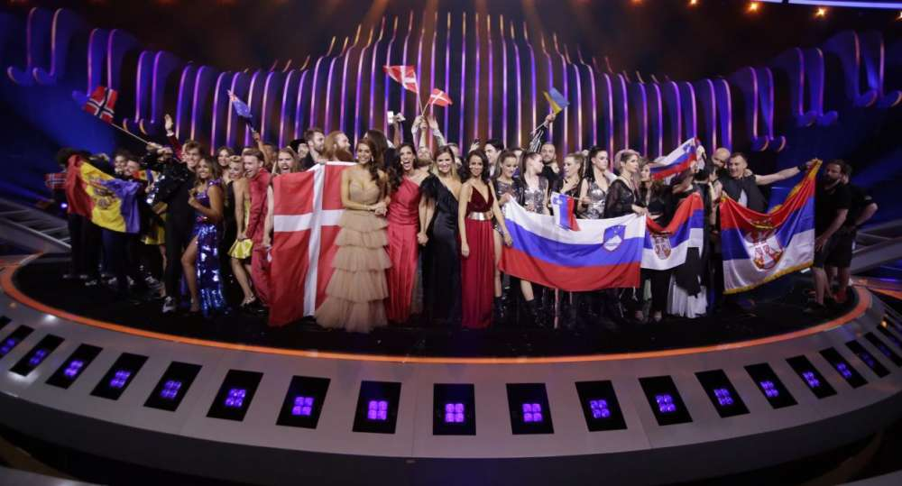 Second Semi-Final: 10 more qualify for Eurovision 2018 Grand Final