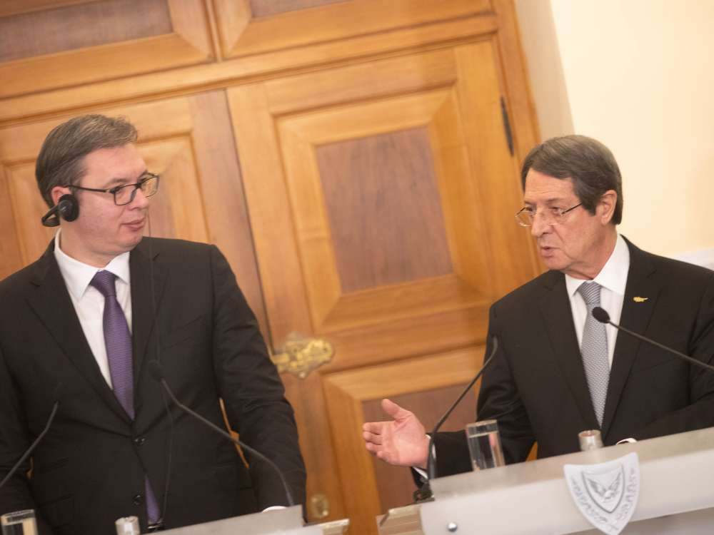 Cyprus and Serbia sign 5 MoUs