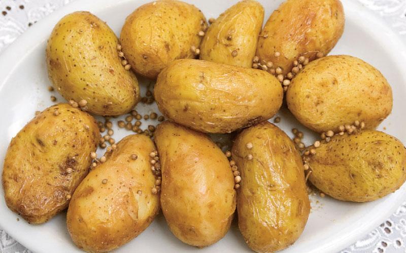 Shaken potatoes (antinahtes)