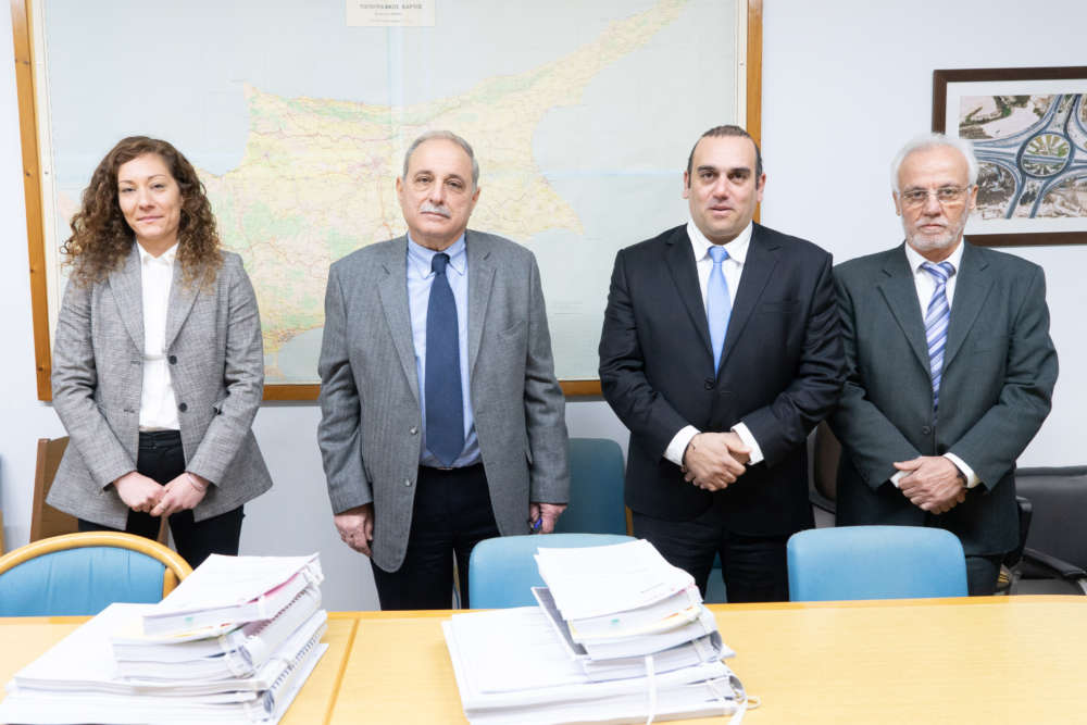 Contracts for phase one of Nicosia ring road signed