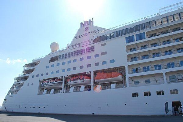 Silversea Muse charms Limassol