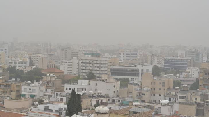 Ministry of Education: Raft of measures in schools due to high dust levels