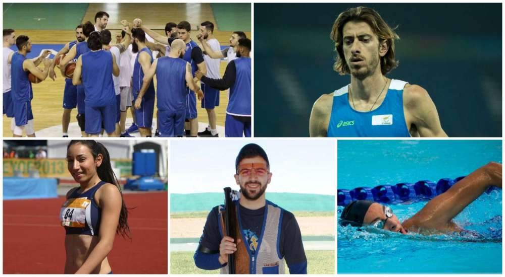 Fine start for Cyprus in the Games of the Small States of Europe