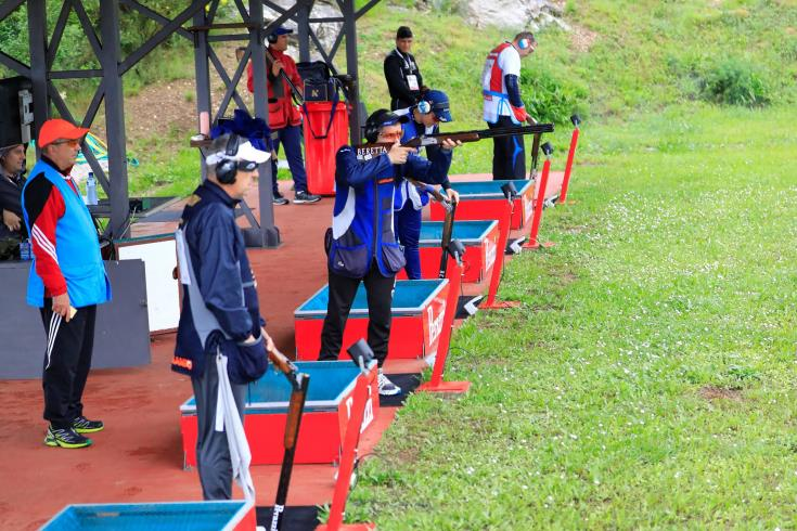 Cyprus increases medal tally to 29 on third day of Small States Games