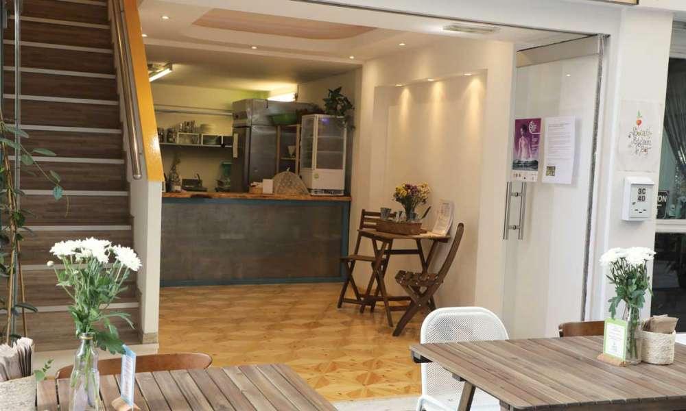 Solar Kitchen Bar