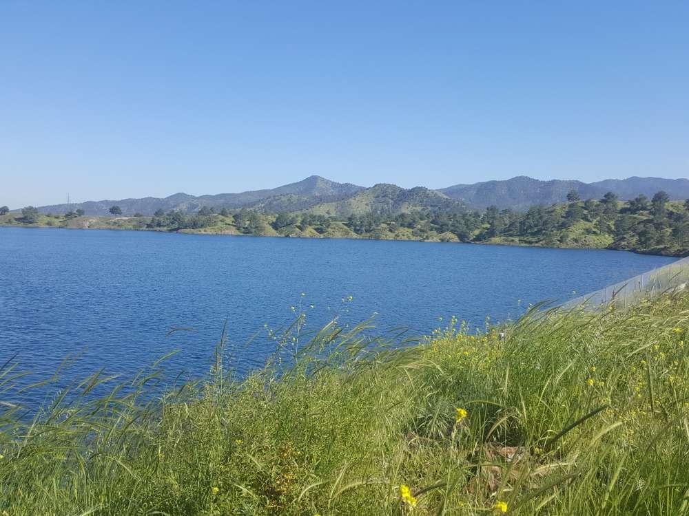 Solea Dam: A small hidden paradise at Solea Valley