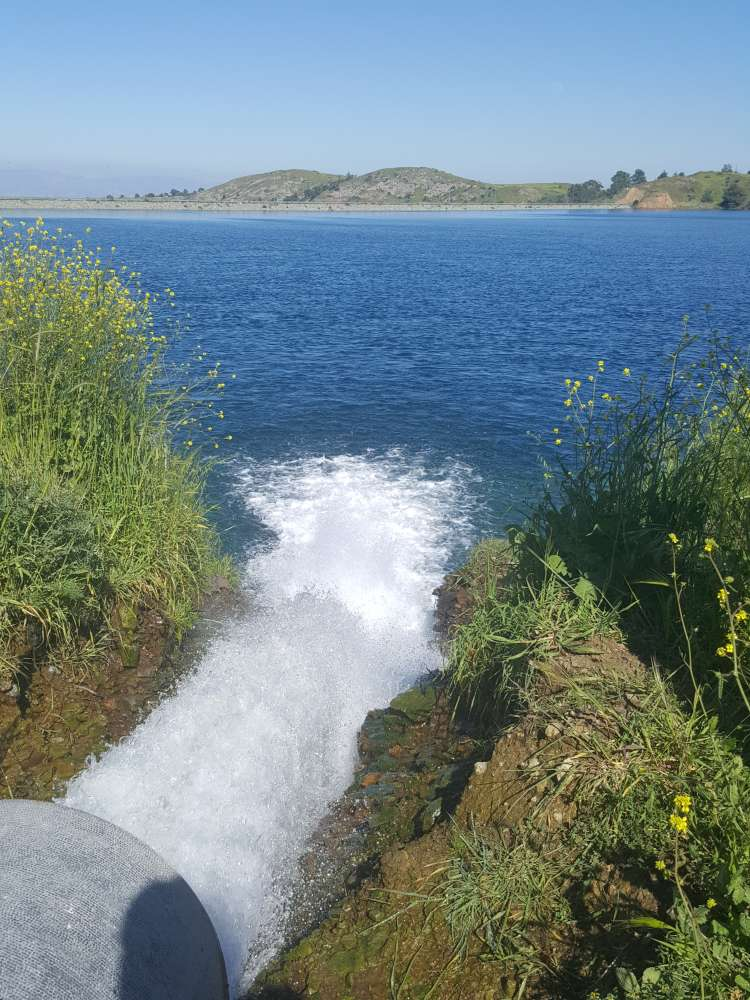 Water levels in dams stuck at 93%