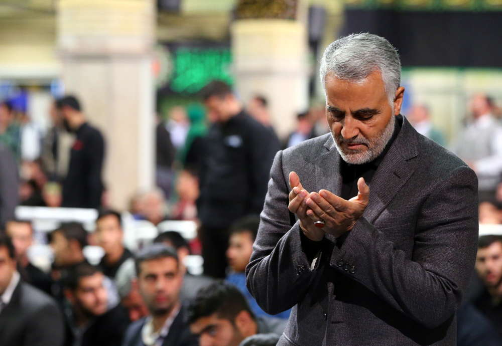 Soleimani was Iran's celebrity soldier