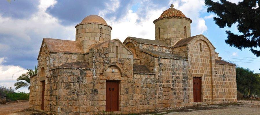 Sotira churches