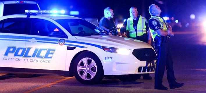 South Carolina shooting spree leaves 1 officer dead