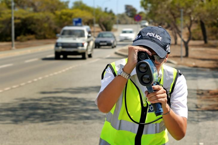 802 drivers booked for speeding in 24 hours