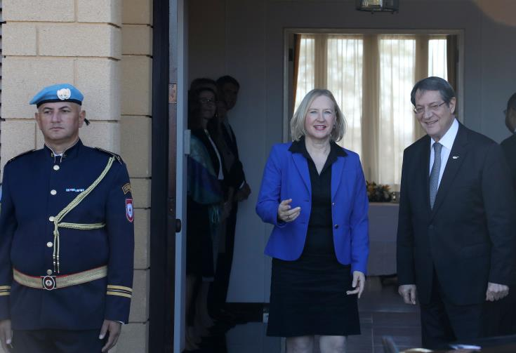 Spehar to hold meetings with the leaders ahead of SC meeting on UNFICYP