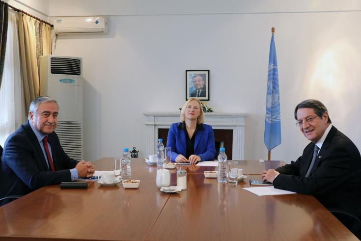 Spehar ready to facilitate contact between Anastasiades and Akinci