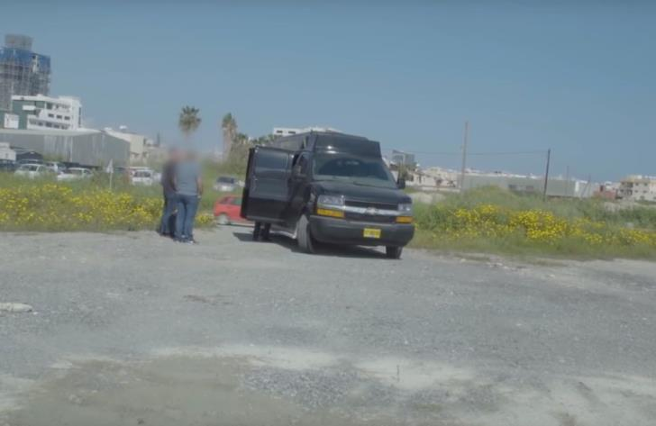 Owners of 'spy van' in Cyprus say they are victims of witch hunt