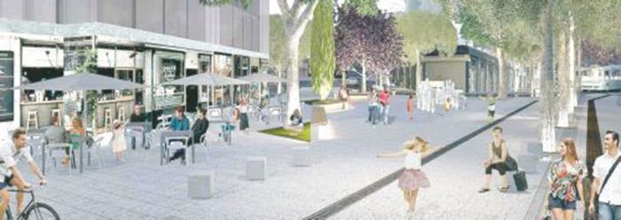 Ambitious revamp eyed for Nicosia's Stasicratous street