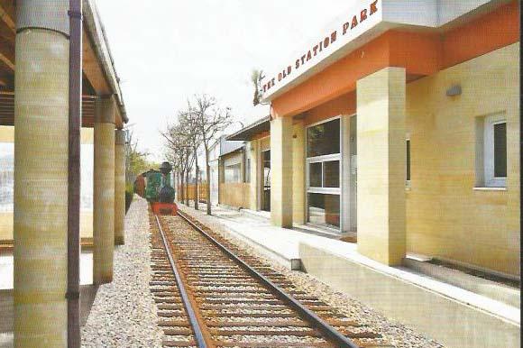 The Old Station Park