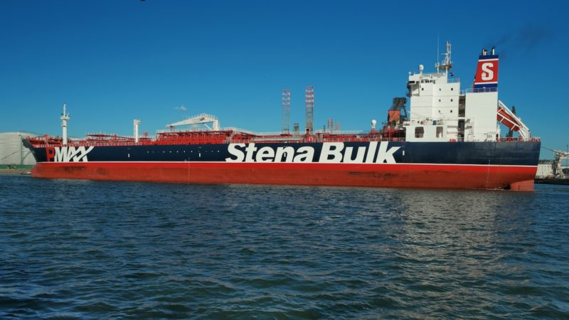 Britain says Iran seizes two oil tankers in Gulf
