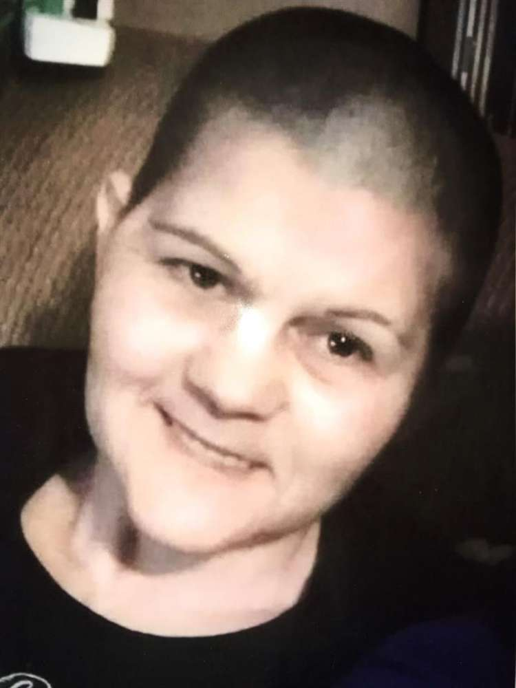 Woman missing from home